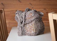 SalixAlba / Sieťovka háčkovaná - strakatá Handmade, Bags, Handbags, Hand Made, Totes, Hand Bags, Purses, Bag, Arm Work