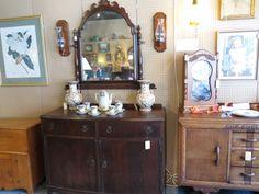 Antique Buffet at $650.00