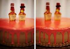 Makers Mark Anyone? This was the grooms cake at @Danielle Flener wedding. event-ideas