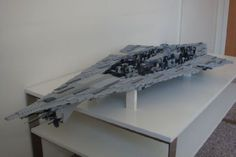 Judicator Class Super Star Destroyer by Kyle Bartley