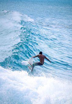Surfing. East Coast, 1995 - 1996. West Coast, 1997 - 2000.