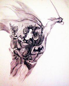 batman and joker kiss - Google Search