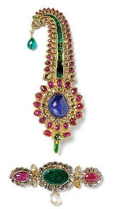 Indian Maharajas Royal Jewels -