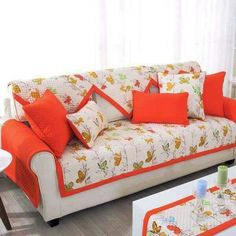 Are you looking for some tips for choosing your sofa cover? When you are thinking about the sofa covers to buy for your sofa set, then you should get underst Diy Sofa Cover, Sofa Cushion Covers, Couch Covers, Cushions On Sofa, Furniture Slipcovers, Furniture Covers, Easy Home Decor, Home Decor Bedroom, Folding Fitted Sheets