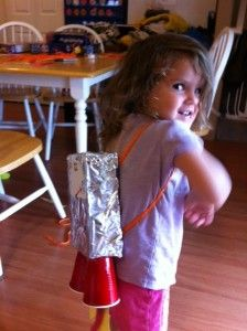 Space Unit: Astronauts and Rockets - Proverbial Homemaker
