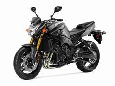 Yamaha FZ8  - PopularMechanics.com