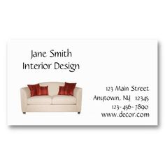 20 best interior decorating business cards images on pinterest furniture business card colourmoves