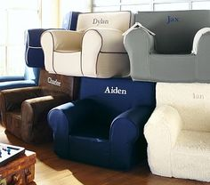 Boys' Anywhere Chair Collection #pbkids