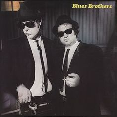 Vintage Vinyl LP Record Album - Briefcase Full Of Blues By The Blues Brothers, Catalog Number SD Chicago Blues, Atlantic Records, 1978 Lp Vinyl, Vinyl Records, Rare Records, Rare Vinyl, Vintage Records, Excuse Moi, The Blues Brothers, Brothers Movie, Hey Bartender