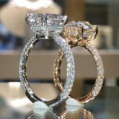 Carat (ctw) Princess Cut Diamond Engagement Rings for women and Wedding Band Set in White Gold – Jewelry & Gifts Jewelry Rings, Jewelry Accessories, Fine Jewelry, Jewlery, Jewellery Box, Jewellery Quarter, Jewellery Shops, Yoga Jewelry, Bijoux Or Rose