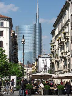 Corso Garibaldi.