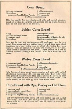 War Time Recipes: Preparedness Cooking Skills from the Past Recipe Booklet Page Booklet Page 1 Retro Recipes, Old Recipes, Vintage Recipes, Cookbook Recipes, Baking Recipes, Family Recipes, Healthy Recipes, Hp Sauce, Healthy Low Calorie Breakfast
