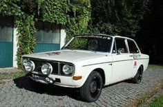 Volvo 142 Rallye B20