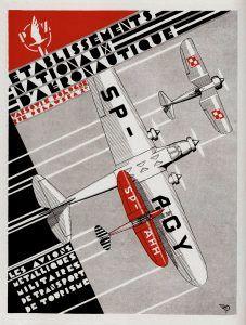 Państwowe Zakłady Lotnicze (PZL) – Fábrica Aeronáutica Nacional de Polonia