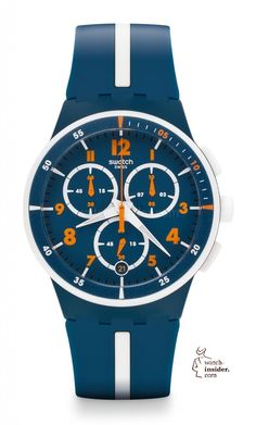 @swatchwatches Chrono Plastic White Speed  #swatch #watchtime #watchaddict