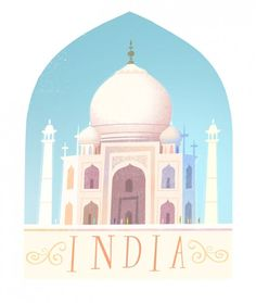 Jamey Christoph is represented by Lindgren Smith Illustration Indian Illustration, Car Illustration, Graphic Design Illustration, Taj Mahal India, Travel Icon, Fun Travel, Anime Muslim, Alley Cat, Communication Art