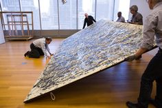 Jackson Pollock's 'One - Number 31, 1950' Restored by MoMA - NYTimes.com