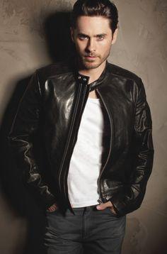 Jared Leto Hugo Boss photo shoot