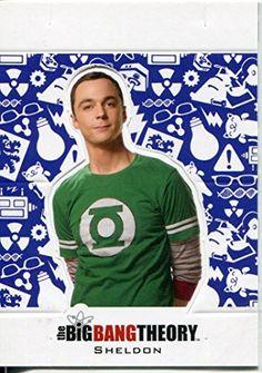 The Big Bang Theory Season 5 Standee Chase Card CS-02 Sheldon @ niftywarehouse.com #NiftyWarehouse #BigBangTheory #TV #Show #BigBangTheoryShow #BigBangTheoryTVShow #Comedy