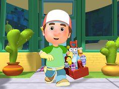 'Handy Manny' hanky panky? When parents overthink kids' TV