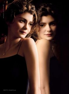(Audrey Tautou) Chanel #5