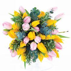 """Perfect Day"" - seasonal British flower bouquet"