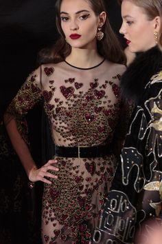 ELIE SAAB Backstage | Haute Couture Spring Summer 2016