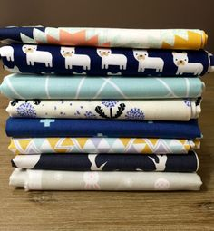 My Little Sophisticated Boy Custom Curated Bundle by Weave & Woven ~ Designer Fabric Fat Quarter Bundle by WeaveandWoven on Etsy