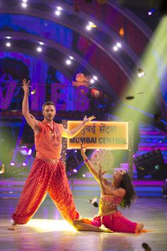 SCD week 3, 2016. Will Young & Karen Clifton. Salsa. Credit: BBC / Guy Levy