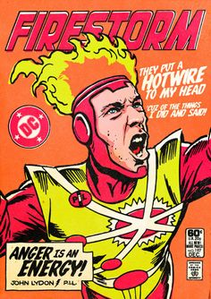 Brazilian designer Butcher Billy re-imagines Siouxsie Sioux, Mark Mothersbaugh, Ian Curtis, John Lydon, Morrissey, Robert Smith and Billy Idol as comic book superheroes. His series is called The Post-Punk / New Wave Super Friends.
