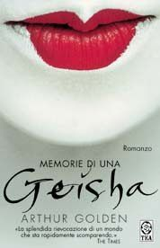 Memory of a geisha, Arthur Golden. I Love Books, Great Books, Books To Read, My Books, Geisha Book, Arthur Golden, True Confessions, Memoirs Of A Geisha, Beautiful Book Covers