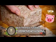 """TLAČENKA"" Z VEPŘOVÉHO KOLENA V KRABICI! 😂 (JEDNODUCHÝ RECEPT) - YouTube Banana Bread, Dairy, Cheese, Youtube, Desserts, Food, Tailgate Desserts, Deserts, Essen"