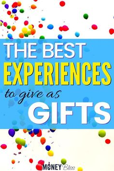 Have you thought about giving Christmas gifts that are experiences? Here are the best Christmas experiences you can give for gifts. Perfect for all! Christmas On A Budget, Perfect Christmas Gifts, All Things Christmas, Christmas Fun, Creative Gifts, Unique Gifts, Christmas Worksheets, Expensive Gifts, Money Hacks