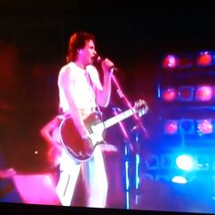 Watching Rick Springfield in concert on YouTube. I'm a child of the '80s! #retro80s #rickspringfield #youtube #concert #music #foodie #foodreviews #oldnerdreviews