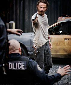 "Rick Grimes 5x07 ""Crossed"""