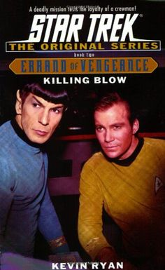 Errand of Vengeance, Book 2: Killing Blow