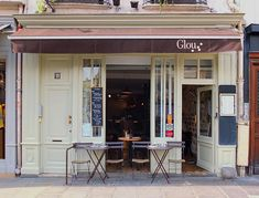 The Marais is pretty flush with casual dining spots, which means that two-story restaurant totally fits in.