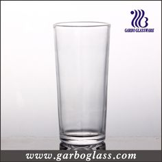 9oz transparent glass tumbler with high quality for drinking water for home using-stock item and can be small order