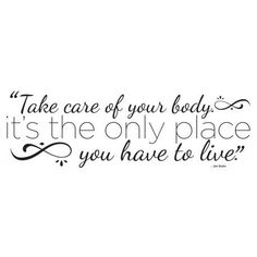 Massage Therapy Take Care Decal #Massages