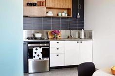 我們看到了。我們是生活@家。: 帶有粉彩感的墨爾本公寓!來自Est magazine。