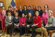 For the first time in history, women hold 20 seats in the US Senate!  Great job, voters!  #women #rolemodel #girls #Senate #leader #empowerment #vote #history