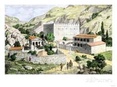 Eleusinian Temple - Google Search