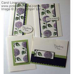 13-in-One-Derful (Cards 1-4) Used Best of Flowers - Basic Version - Carol Lovenstein