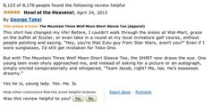 George Takei's Very Helpful Amazon Reviews