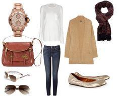 Wardrobe Essentials: Winter Travel Style