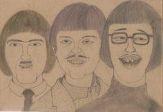 ビートルズのコピーバンド(3ピース)
