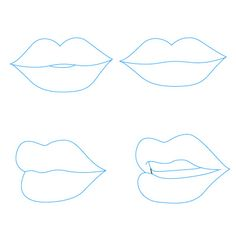 How to Draw Lips | Fun Drawing Lessons for Kids & Adults