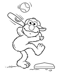 find this pin and more on elmo coloring pages by wandakelly0580