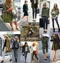 How to wear Khaki