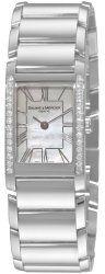 Baume & Mercier Women's 8748 Hampton Cuff Diamond Watch